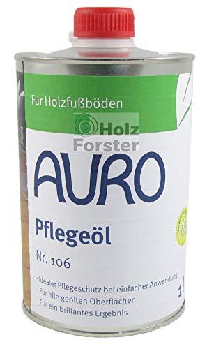 AURO Pflegeöl Nr. 106 farblos, 1,0 Liter
