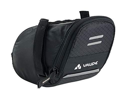 VAUDE Satteltaschen Race Light XL, black, One Size, 118140100