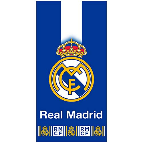 Real Madrid Duschtuch Strandtuch 70x140cm RM182002-R