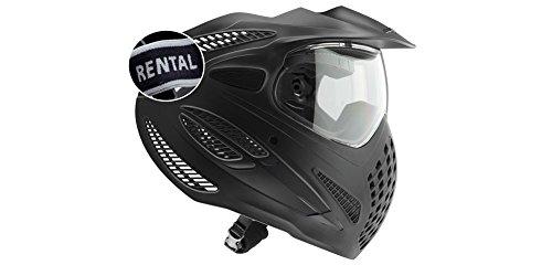 Dye Goggle SE Rental Single Maske, Schwarz, One Size