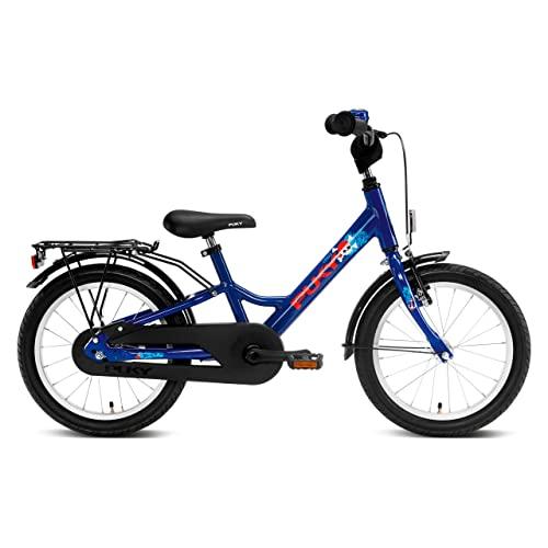 Puky Youke 16''-1 Alu Kinder Fahrrad Ultramarine blau