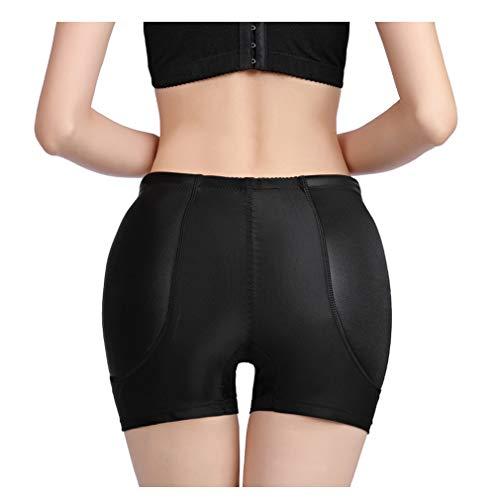 Fauhsto Damen Unterwäsche Butt Lifter Shapewear Po Push Up Padded Höschen Hip Enhancer Unterhose Padded Höschen Seamless Bodyshaper Shapewear