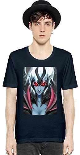 Dota 2 Hero Vengeful Spirit Short Sleeve Mens T-shirt X-Large