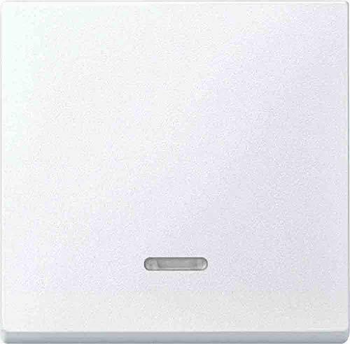 Merten 431019 Wippe mit Kontrollfenster, polarweiß, System M
