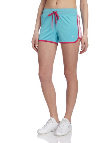 PUMA Damen Overtime Shorts - Blau - X-Klein