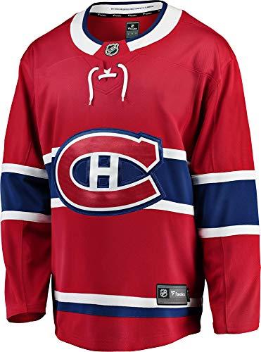 Fanatics Montreal Canadiens NHL Breakaway Jersey Home - XL