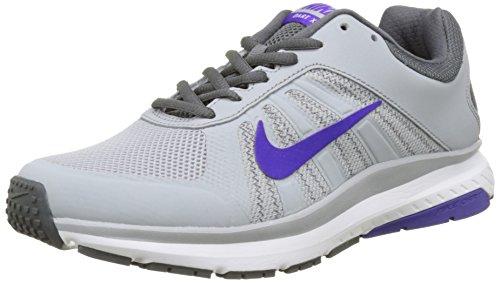 Nike Damen WMNS Dart 12 Laufschuhe, Schwarz(schwarz/Grünes Glühen/Weiß), 40 EU