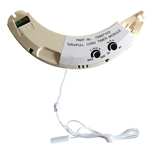 Airflow iCON HTM Zusatzmodul, Feuchte- und Timermodul für 230 V Lüfter