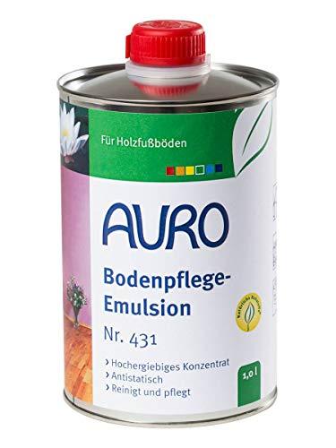 AURO Bodenpflege Emulsion Nr. 431, 1,00 Liter