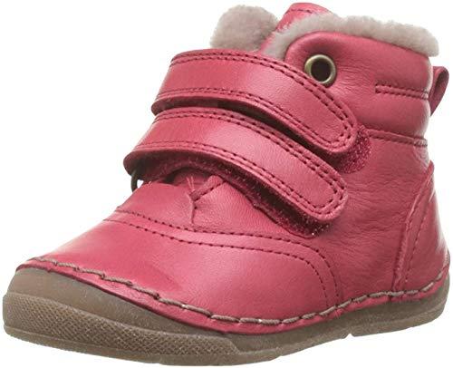 Froddo Baby Mädchen G2110078 Stiefel, Rot (Red I01), 27 EU