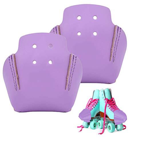 WSTERAO Schuhe Schilde Schuhe Falten Schutz Zehe Box Abnehmer, Rollschuhe Zehenschutzkappe Verhindern Schuhe Falte Vertiefung