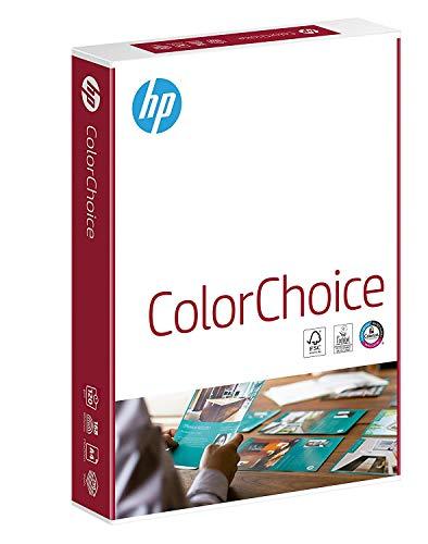 HP Colorchoice Digitaldruckpapier, 120g/m² A4 weiss, Paket zu 250 Blatt