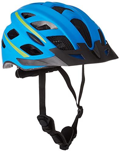 FISCHER Unisex– Erwachsene Fahrradhelm, Montis blau, L/XL 58-61