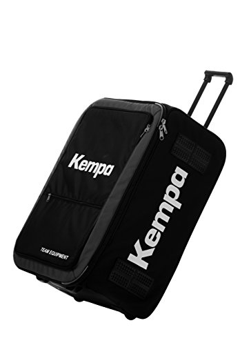 Kempa Herren Team Equipment Trolley, Schwarz, XL, 200484501
