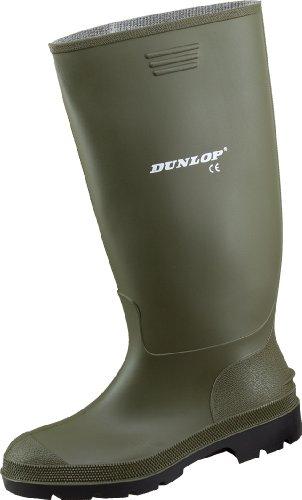 Dunlop Herren Stiefel, Oliv / Grün, 41 EU