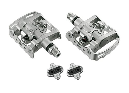 Shimano_ SPD Pedal PD-M324 Set mit Cleatset PD-M 324 Klickpedal Wendepedal