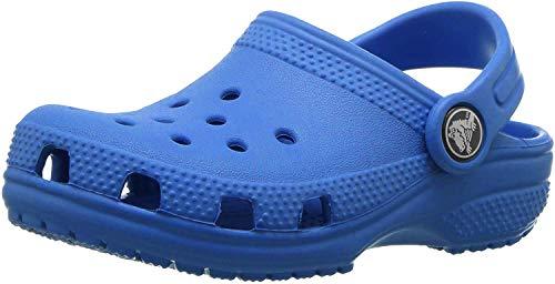 Crocs Unisex Kinder Classic K Clogs, Bright Cobalt, 23/24 EU