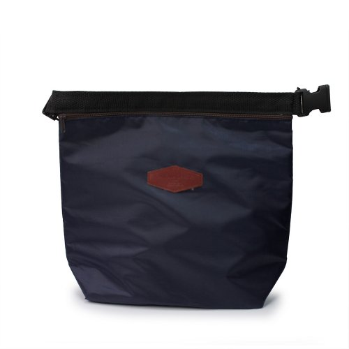 AllLife Wasserfeste Brotzeittasche / Picknicktasche, thermoisoliert, Marineblau