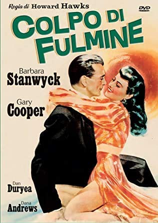 Die merkwürdige Zähmung der Gangsterbraut Sugarpuss / Ball of Fire (1941) ( The Professor and the Burlesque Queen ) [ Italienische Import ]