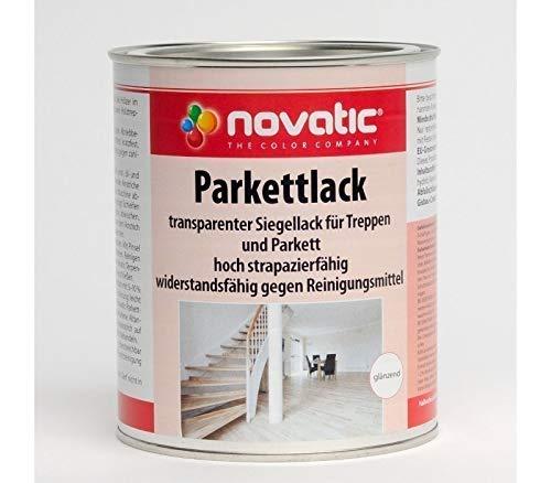 novatic Parkettlack KD56 (glänzend) - farblos - 2,5ltr