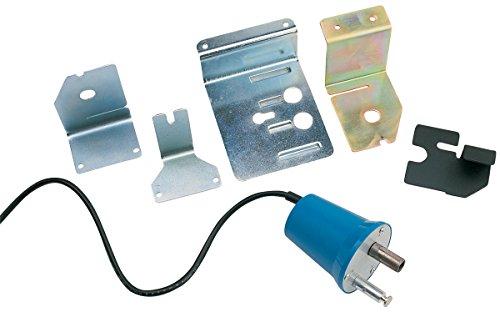 Campingaz Elektromotor 230 V für Drehspiess passend für Serie 3 und 4 2000016847, blau