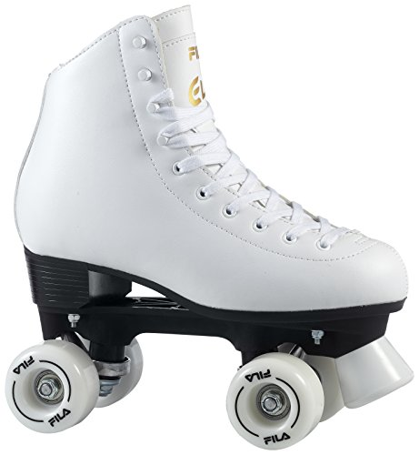 FILA Damen Eve Up Roller Skate, weiß, 40