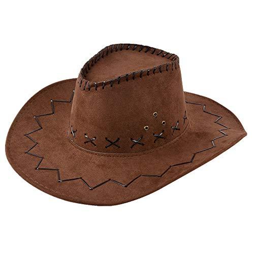 Miobo Cowboyhut Westernhut Cowgirl australien Texas Cowboy Hut Hüte Western