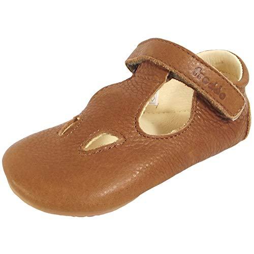 Froddo Prewalkers G1130006-4 Unisex Kinder Babyschuhe Kaltfutter, Größe 23
