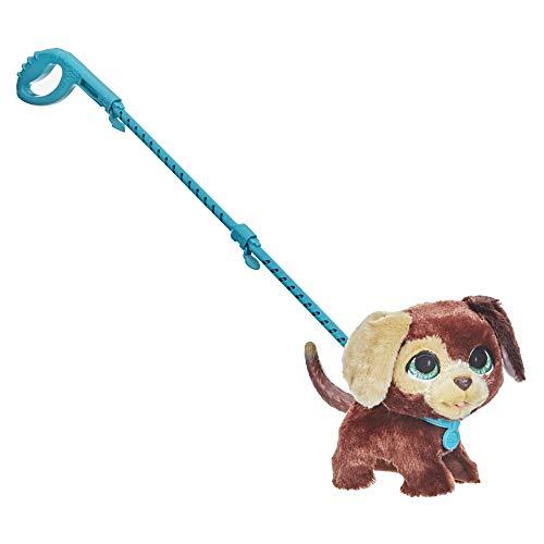 Hasbro FurReal Walkalots Große Racker Hund interaktives Tierchen, Tolle Tiergeräusche und Wackellauf-Bewegung, Ab 4 Jahren geeignet, F1996