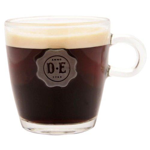 Douwe Egberts Tasse Kaffee Design, Kaffeetasse, Tee Tasse, Becher, Glas, 140 ml
