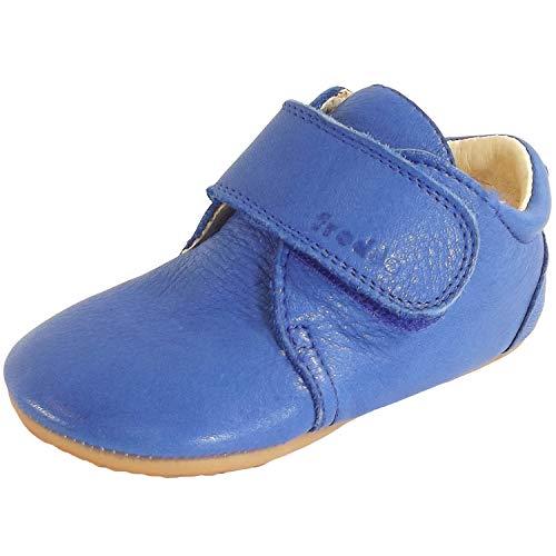 Froddo Prewalkers G1130005 G1130005 Baby Erste Schuhe, Elektrikblau (Blue Electric), Gr. 23