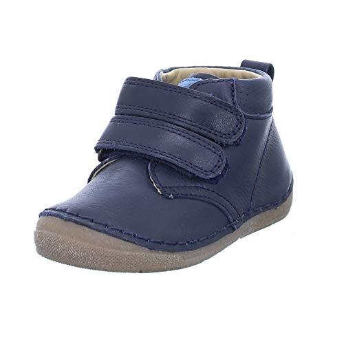 Froddo Unisex Baby G2130175 Slipper, Blau (Dark Blue I17), 23 EU