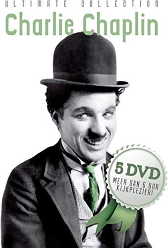 Ultimate Charlie Chaplin Collection - 5-DVD Set ( A Burlesque on Carmen / Cruel, Cruel Love / By the Sea / Tillie's Punctured Romance / A Film Johnnie / In the [ Holländische Import ]