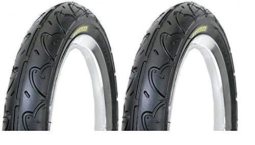 P4B   2x 12 Zoll Reifen für Ihr Fahrrad (47-203)   12 1/2 x 1.75 x 2 1/4   12 Zoll Fahrrad Mantel