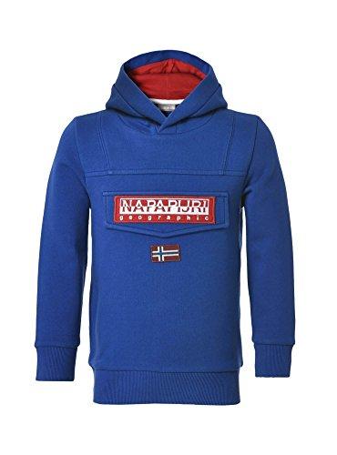 Napapijri Burguee K Sweatshirt Blau, Blau 10