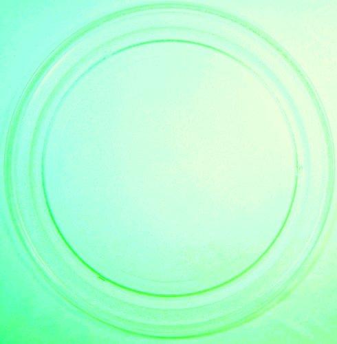 Mikrowellenteller / Drehteller / Glasteller für Mikrowelle # ersetzt Juno-Electrolux Mikrowellenteller # Durchmesser Ø 36 cm / 360 mm # Ersatzteller # Ersatzteil für die Mikrowelle # Ersatz-Drehteller # OHNE Drehring # OHNE Drehkreuz # OHNE Mitnehmer