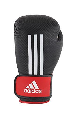 adidas Boxhandschuhe Energy 200, Schwarz/Weiß, 12 oz