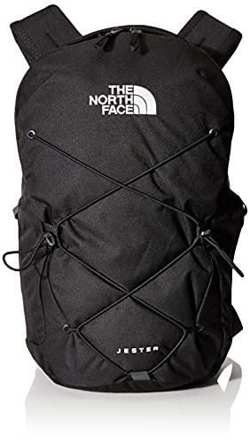 THE NORTH FACE Unisex JESTER Sportrucksack , Black, One Size