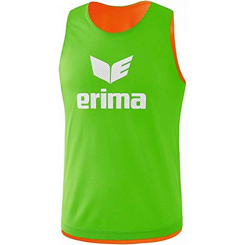 Erima Jugend Wende Markierungshemd, orange/Green, XS