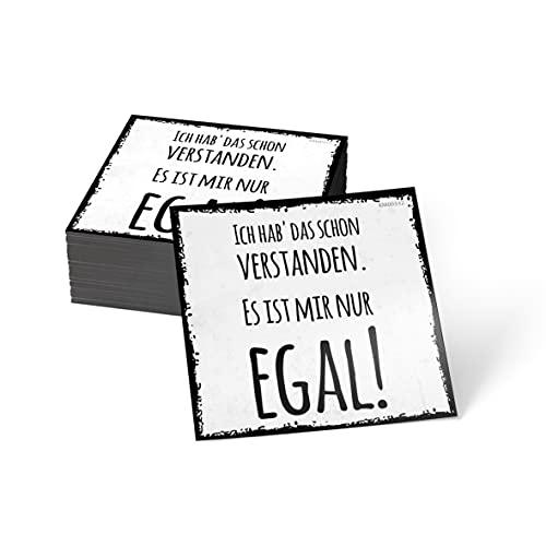 how about tee? Magnet-Sticker: Ich hab' das Schon verstanden. - Kühlschrankmagnet mit Spruch