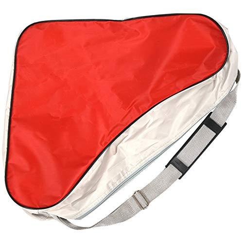 YYCFB Schlittschuhtasche Skating Schuhe Tasche Hand Aufbewahrungstasche Roll Schuhe Abdeckung Tasche Tragbar Verstellbarer Schultergurt für Kinder Erwachsene