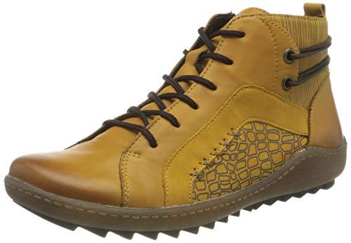 Remonte Damen R1499 Sneaker, Honig/Honig/Bronze/Bronze / 68, 42 EU