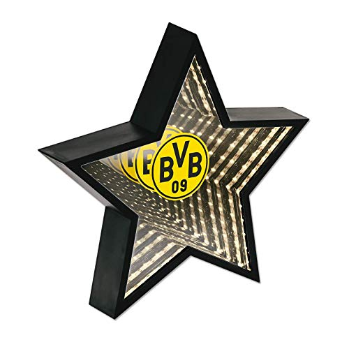 Borussia Dortmund Dekoration BVB-LED Stern