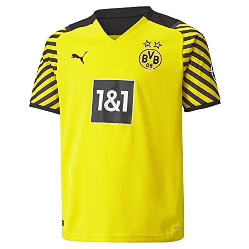 Puma - Borussia Dortmund Saison 2021/22 Trikot Home, Unisex