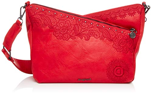 Desigual Tasche Handtasche 20SAXPCY BOLS_MELODY HARRY MINI 3092 RED