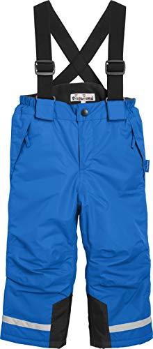 Playshoes Jungen Gefütterte Kinder, Skihose, Snowboardhose Schneehose, Blau (Marine), (Herstellergröße: 98)