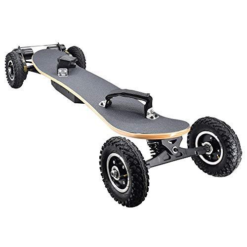 SYL-08 Elektro-Skateboard mit Fernbedienung für Geländewagen, Motor 1450 W x 2, maximale Geschwindigkeit 40 km/h, Akku 10 Ah