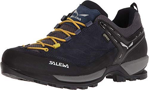 Salewa Herren MS Mountain Trainer Gore-TEX Trekking- & Wanderstiefel, Night Black/Kamille, 42.5 EU