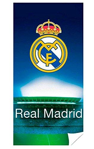Real Madrid Mikrofaser-Handtuch, 70 x 140 cm