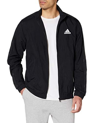 adidas Herren M Fav Track Top Trainingsjacke, Black, L